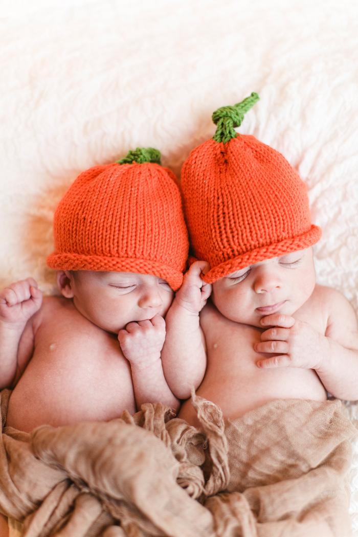 Connecticut Twin Newborn Photography
