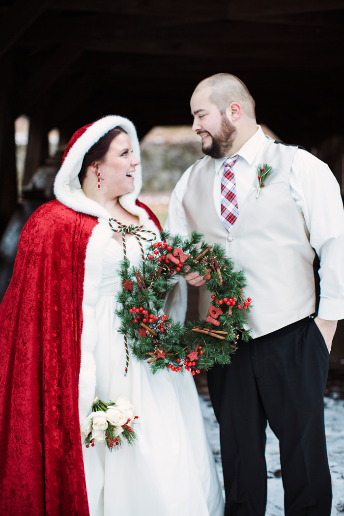 Christmas Wedding in Connecticut