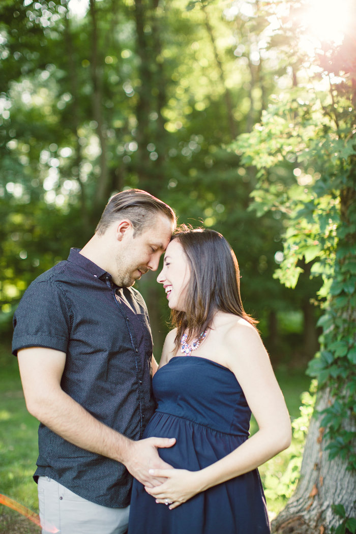 Connecticut Maternity Session