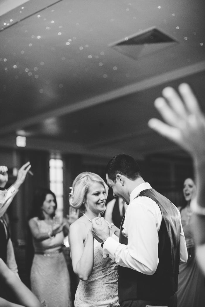 Inn at Longshore Wedding