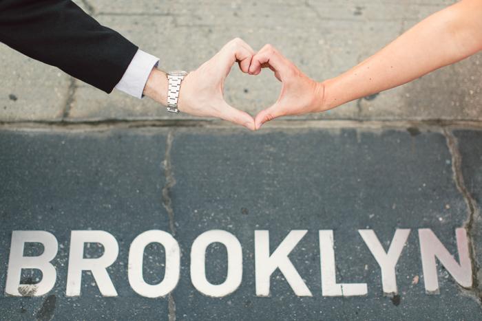 Brooklyn Bridge Engagement