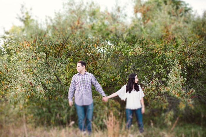 New Milford Engagement Session