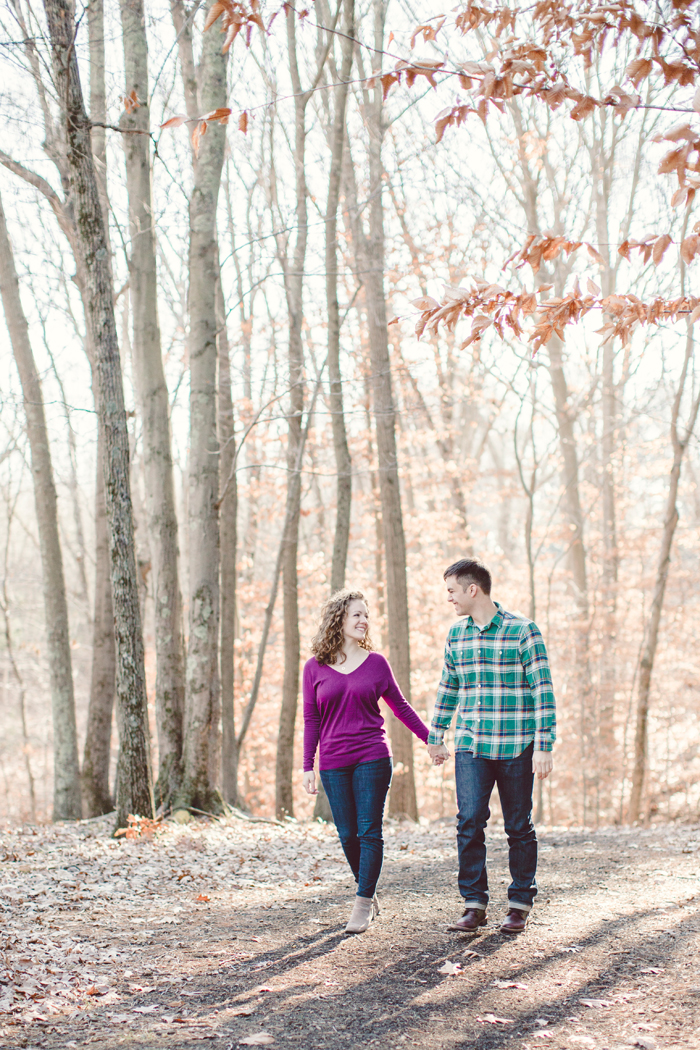 Wickham Park Engagement Session by Joanna Fisher Photography