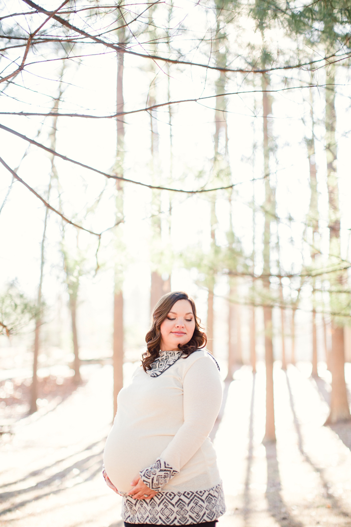 Maternity Session by Joanna Fisher Photography