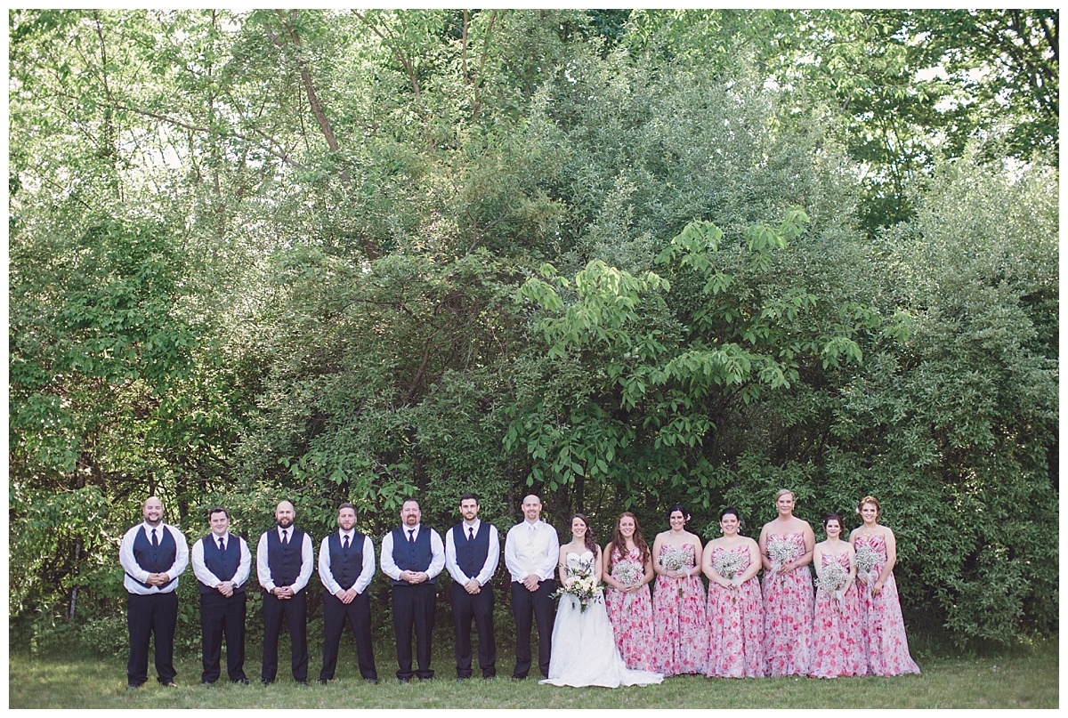 Colonial Tavern Wedding