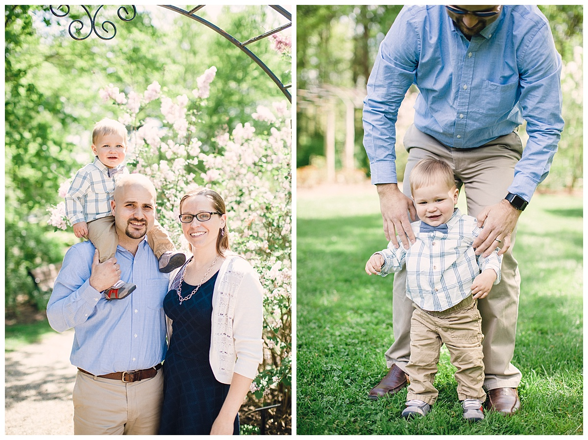 Wickham Park Family Session