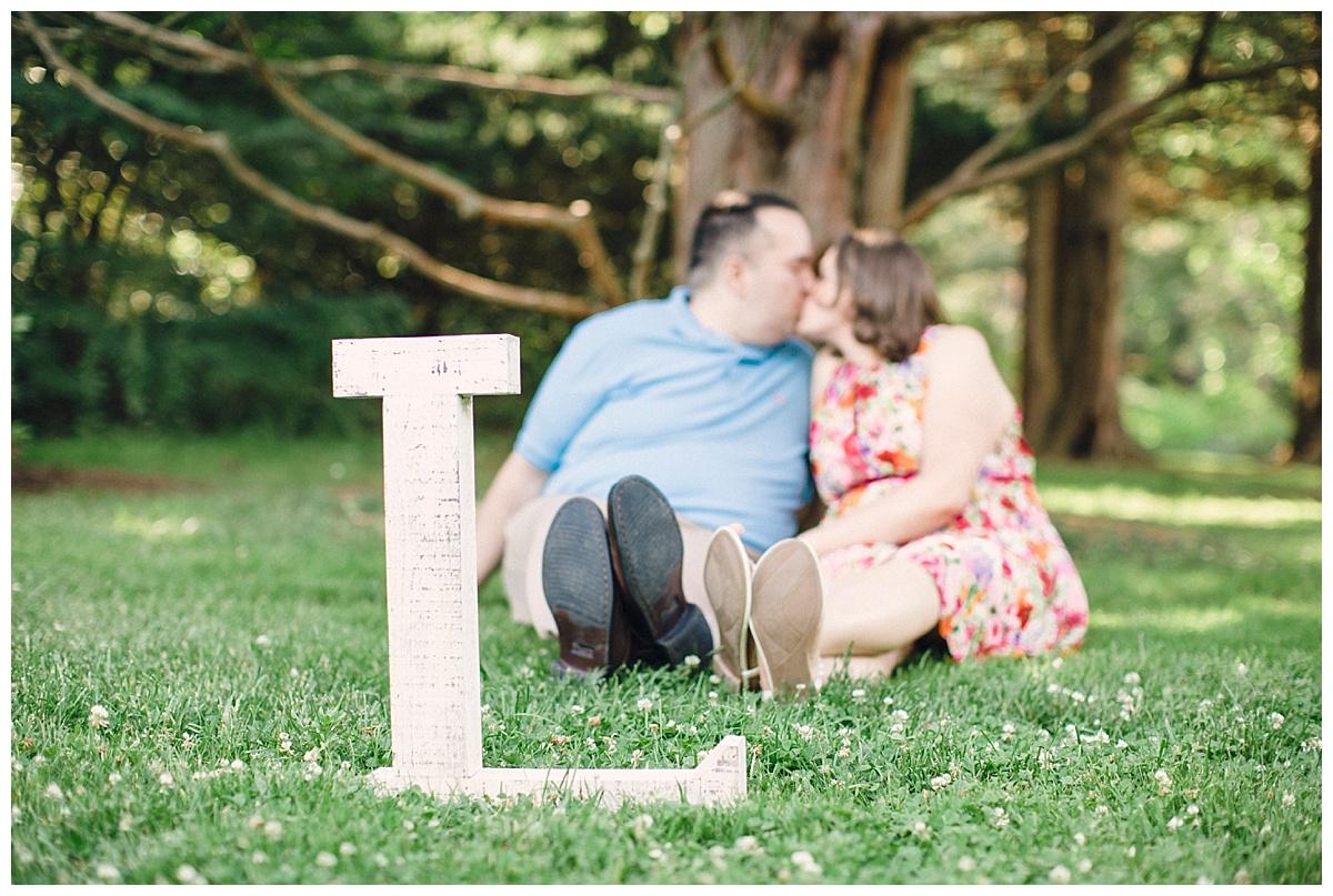 Wickham Park Engagement