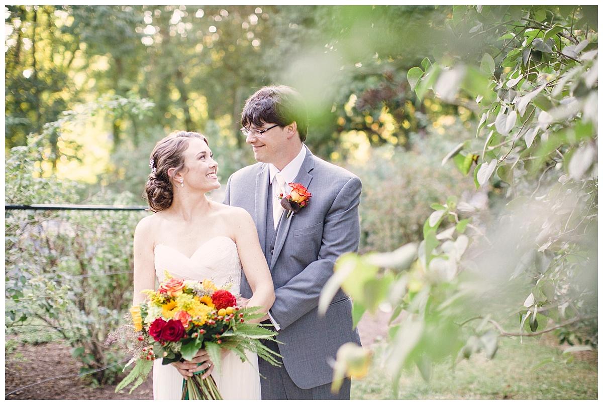 Pond House Cafe Wedding