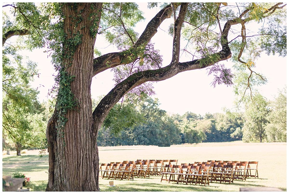 Waveny House Wedding