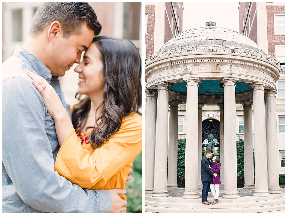 Columbia University Engagement