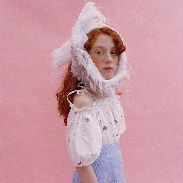 It's been a whileeee since my last post but really feeling a throwback, so here's one from a few months ago - 'Kids' for @vulkanmag, shot by @olesya_asanova, styled by @elzvta and makeup by me 💥