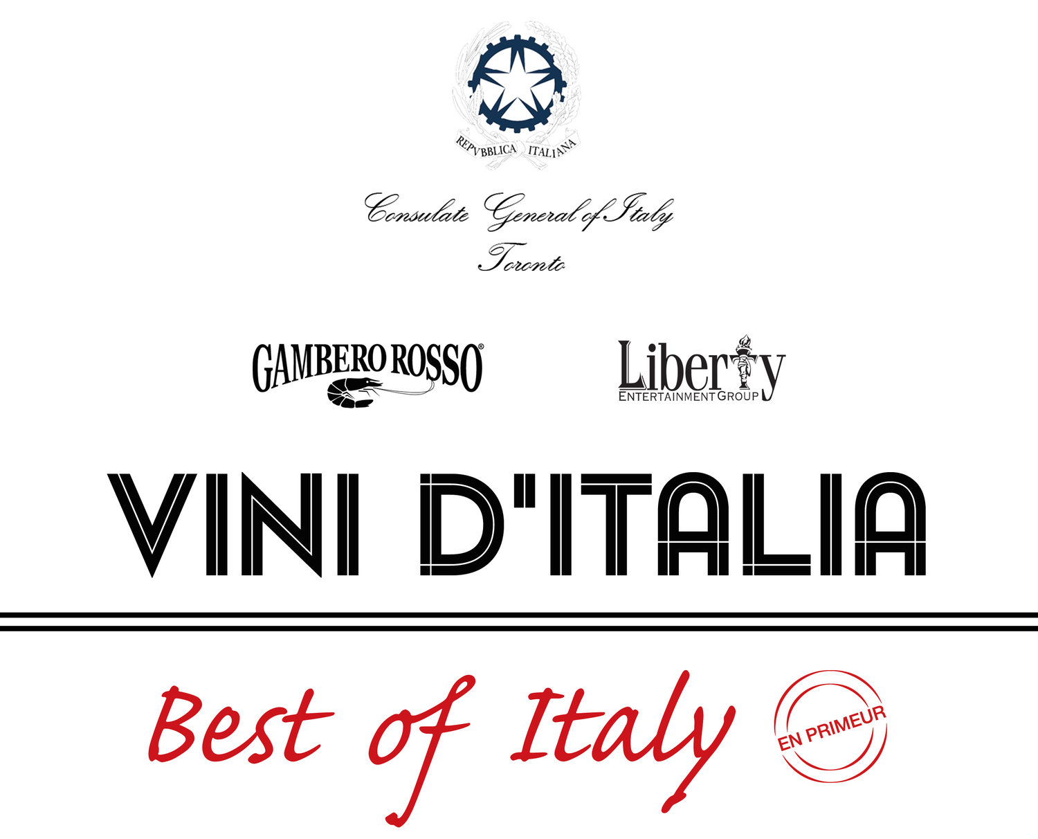 Vini d'Italia 2019 - Best of Italy - Wine Tasting Event