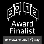 Unity Unite Awards 2012  Finalist: Best Technical Achievement Finalist: Best Student Project