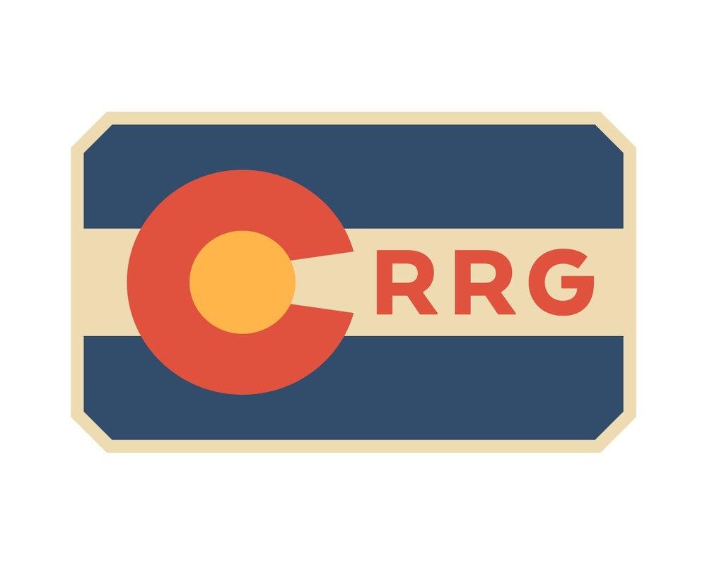 Red Rocks glamping colorado flag icon