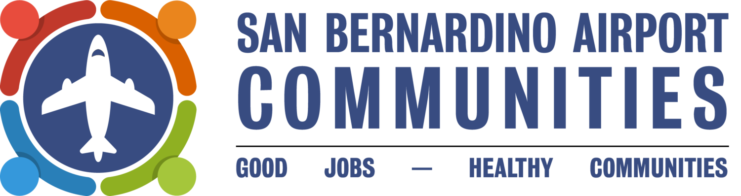 San Bernardino Airport Communities