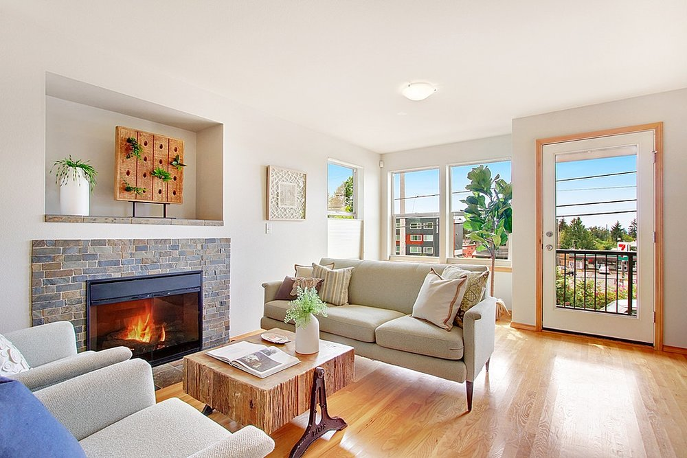 West Seattle Townhouse