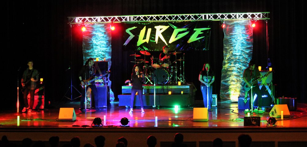 SURGE Photo Gallery - Click Here For More Photos…