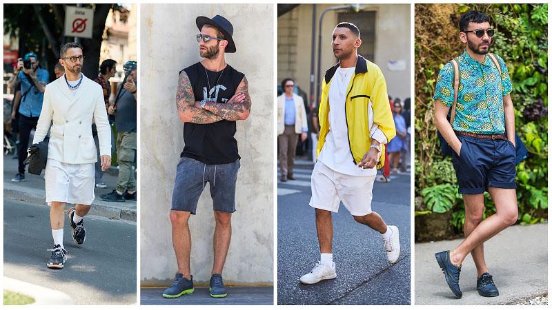men's shorts summer