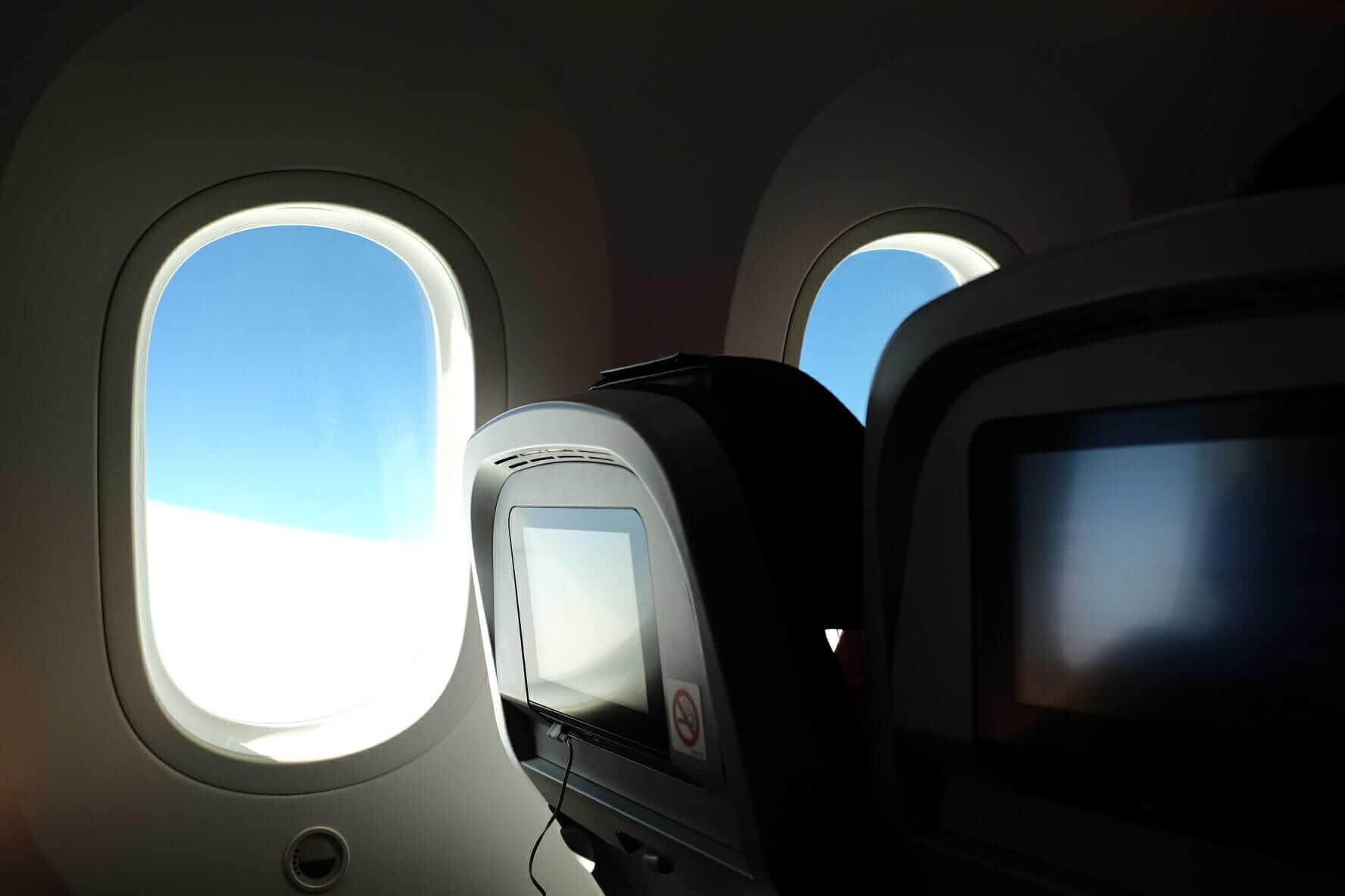 Thomson Dream Liner Airplane