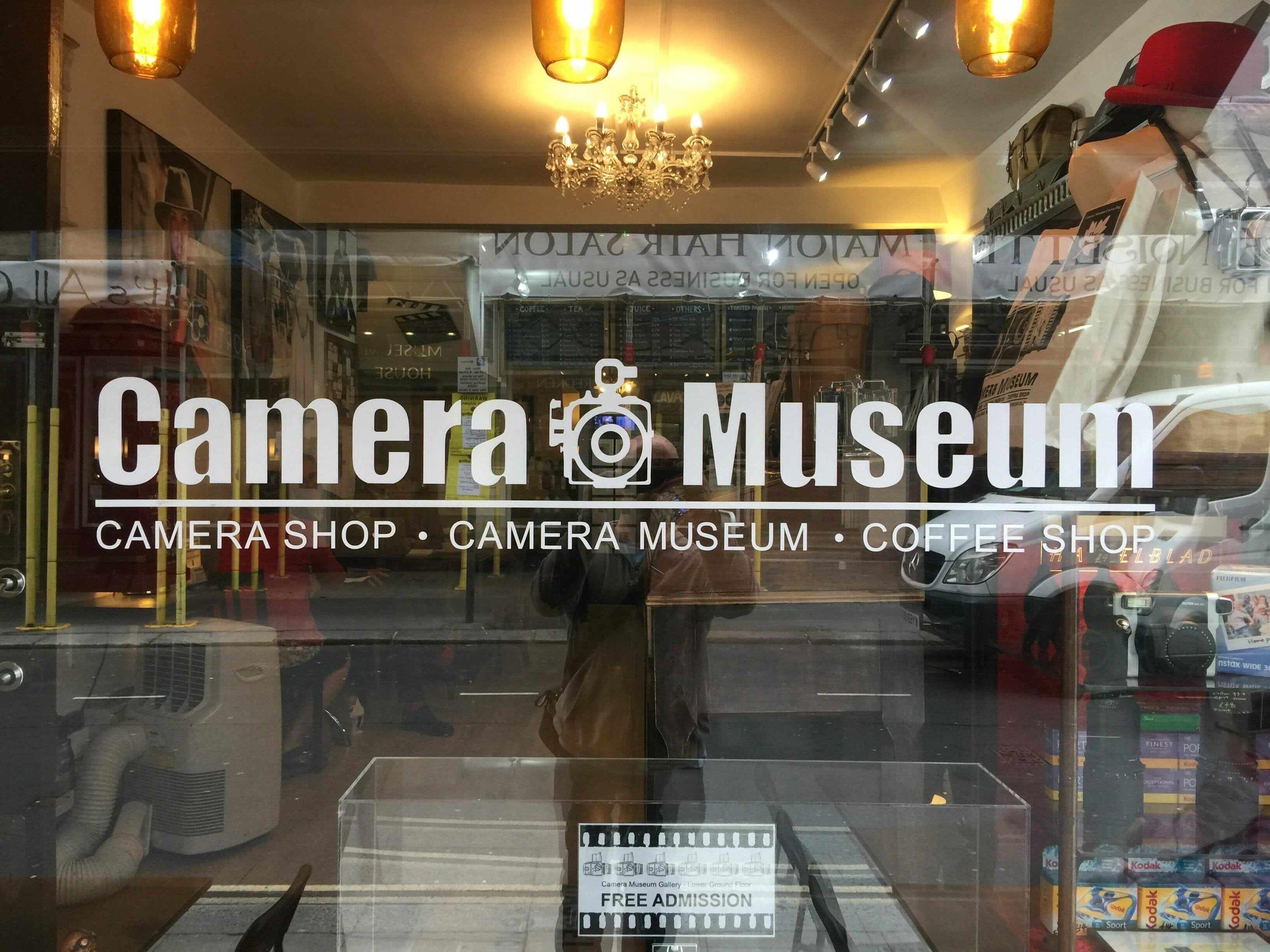 The Camera Museum Leica Hasselblad