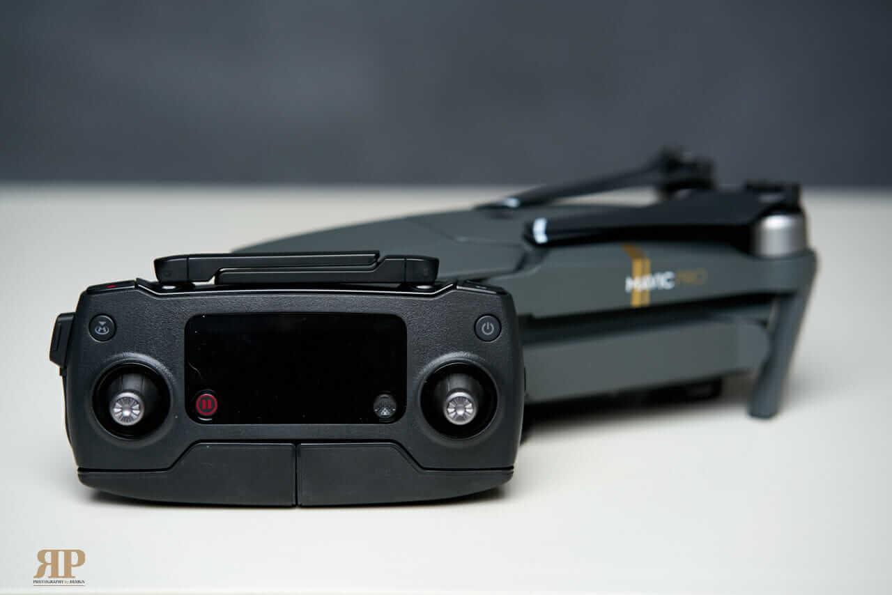 DJI Mavic Drone and Controller