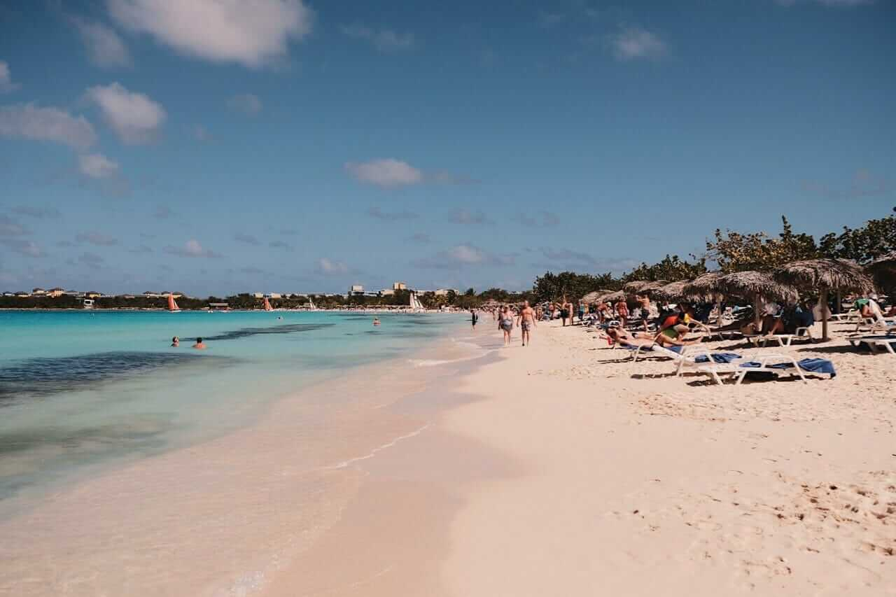 Cuba Holguín Beach