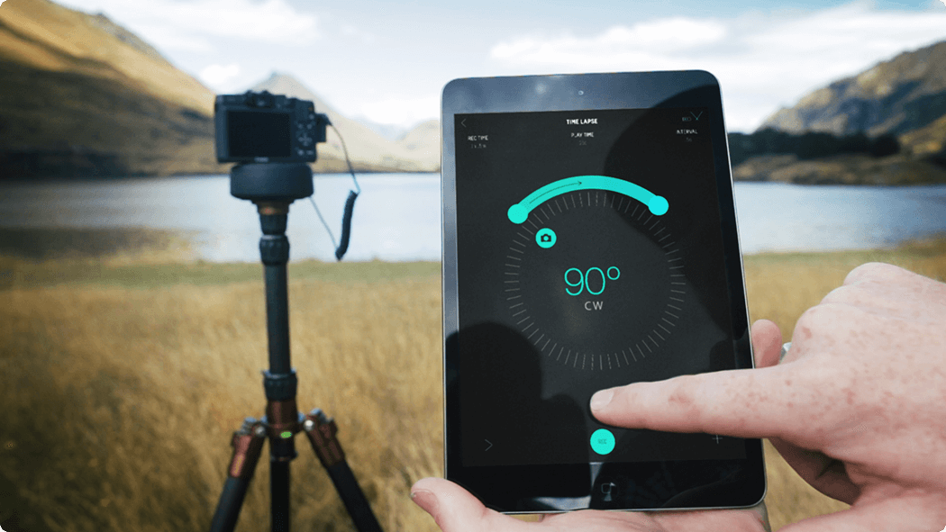 Syrp Genie Mini Time-lapse Ap