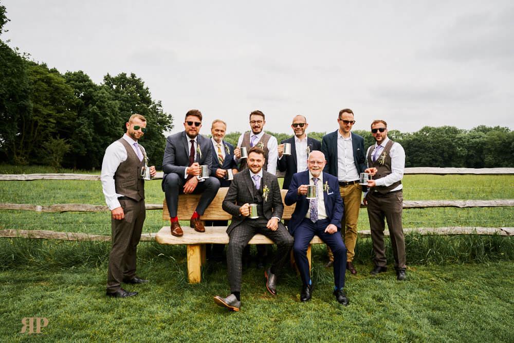 Franky Beau Wedding Gildings Barn