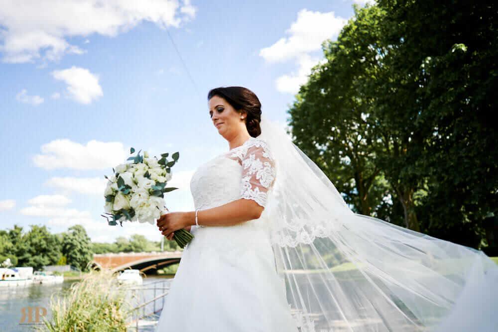 Laura Danny Wedding Runnymede Hotel