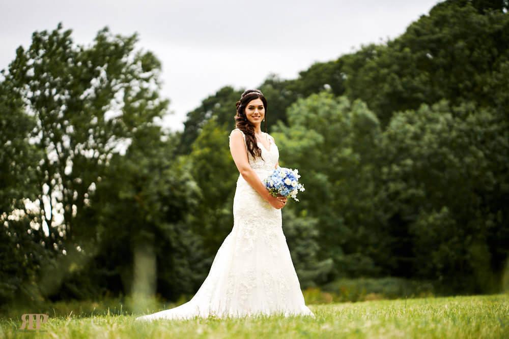 Rebecca Rory Wedding Rushall Farm Barn