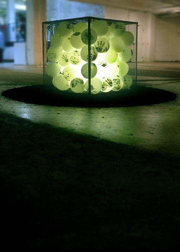 Matrix/Mater, Artomatic, Washington, DC 2000