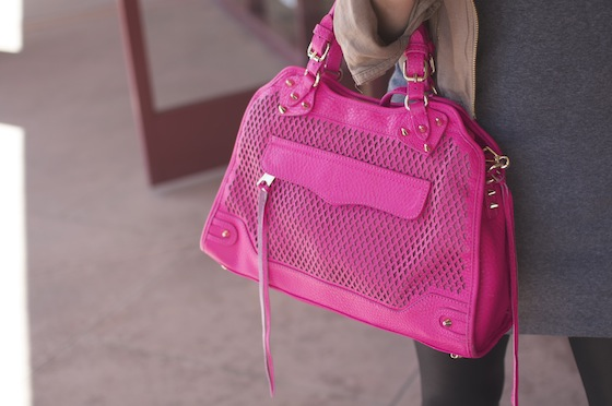 Blissful pink purse - 04
