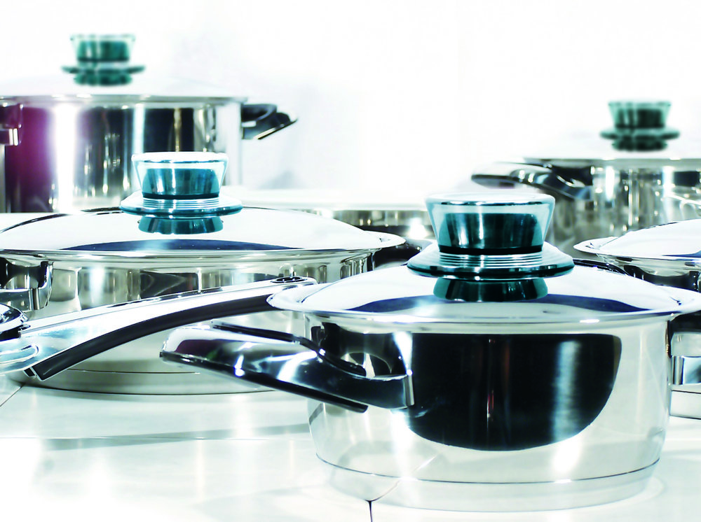 Energy Conservation is a standard and proud feature of NutriStahl Cookware. - Our unique Moisture Lock Vacuum Seal & 24 Element Stainless Steel construction create optimal and efficient heat. The heat is quickly and evenly distributed throughout the cooking surface, then up the side walls and back down. This feature allows food to be cooked at lower heat and is faster than ordinary cookware. You can get up to 70% in energy savings by using our cookware.Our Story