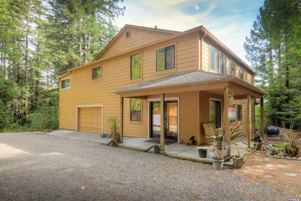 2700 Square Foot home in Anchor Bay with ocean views   $634,000     Represented Buyer