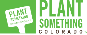 Plant Something CO Logo