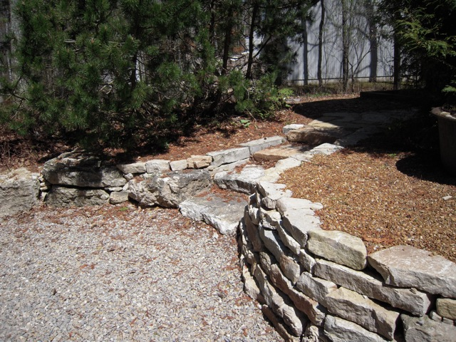 Natural Looking Stairs and wall.jpg