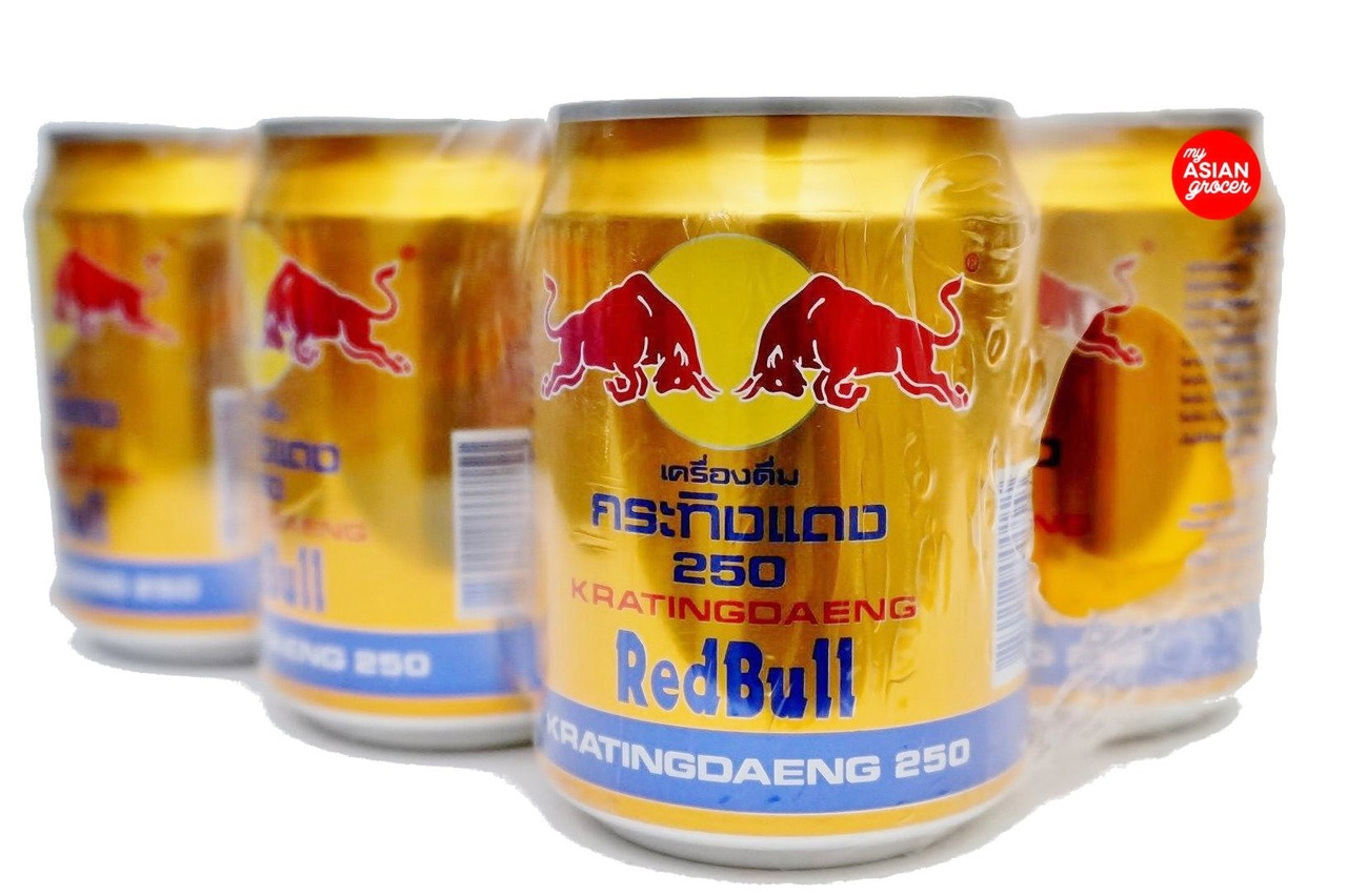 Red Bull Gold Thailand