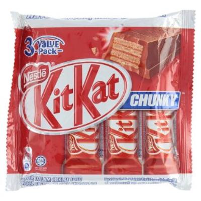Dropee Snacks Kit Kat Chunky 38g Share Bag
