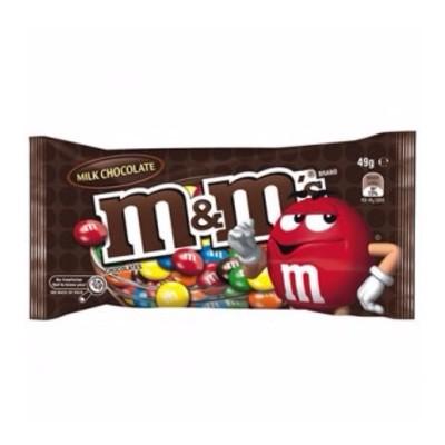 Dropee Snacks M&M Milk Chocolate 40g