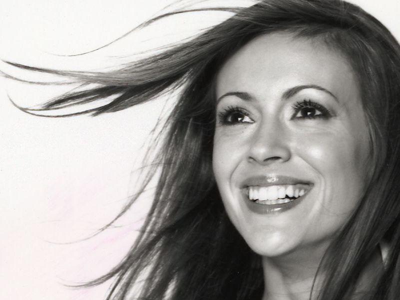 Alyssa Milano, Actress & Activist. #MeToo.