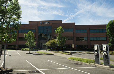 Office Space - The 9400 Building (Class B Office) – Portland, ORThe 9450 Building (Class A Office) – Portland, ORThe 9600 Building (Class A Office) – Portland, OR