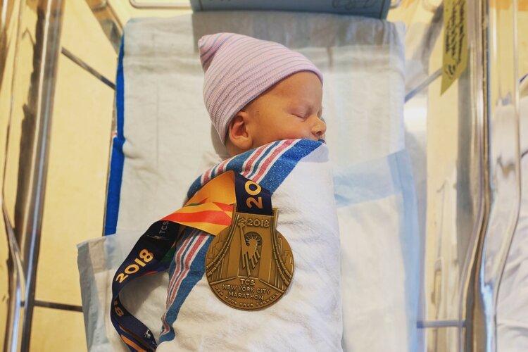 Marathon Baby