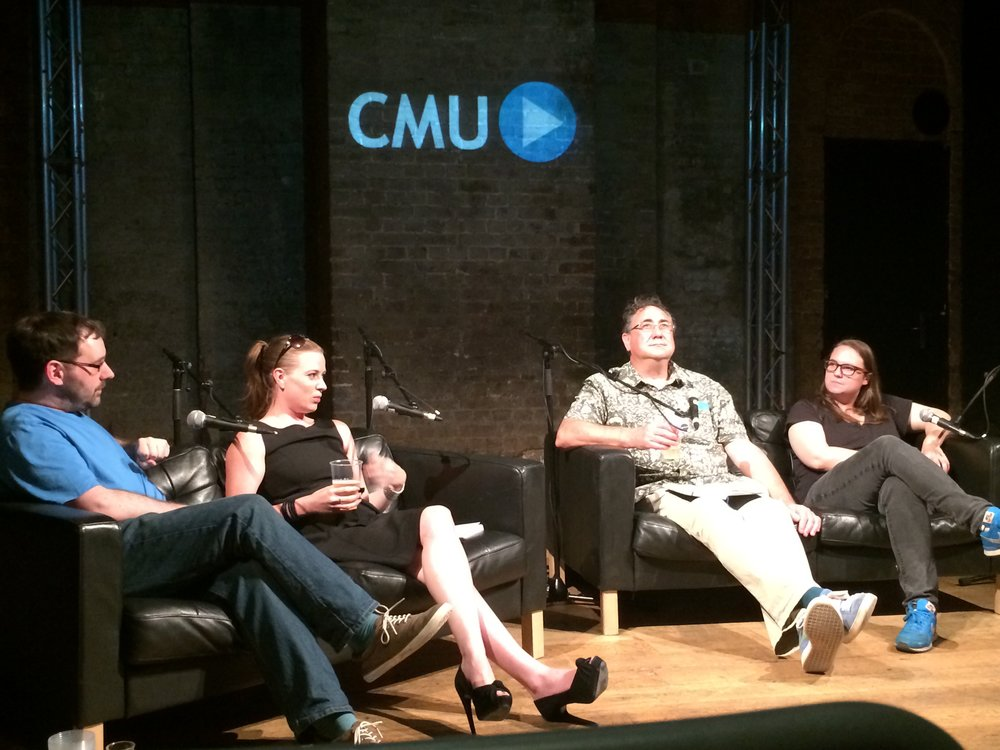 The CMU Podcast: Live - June 2014
