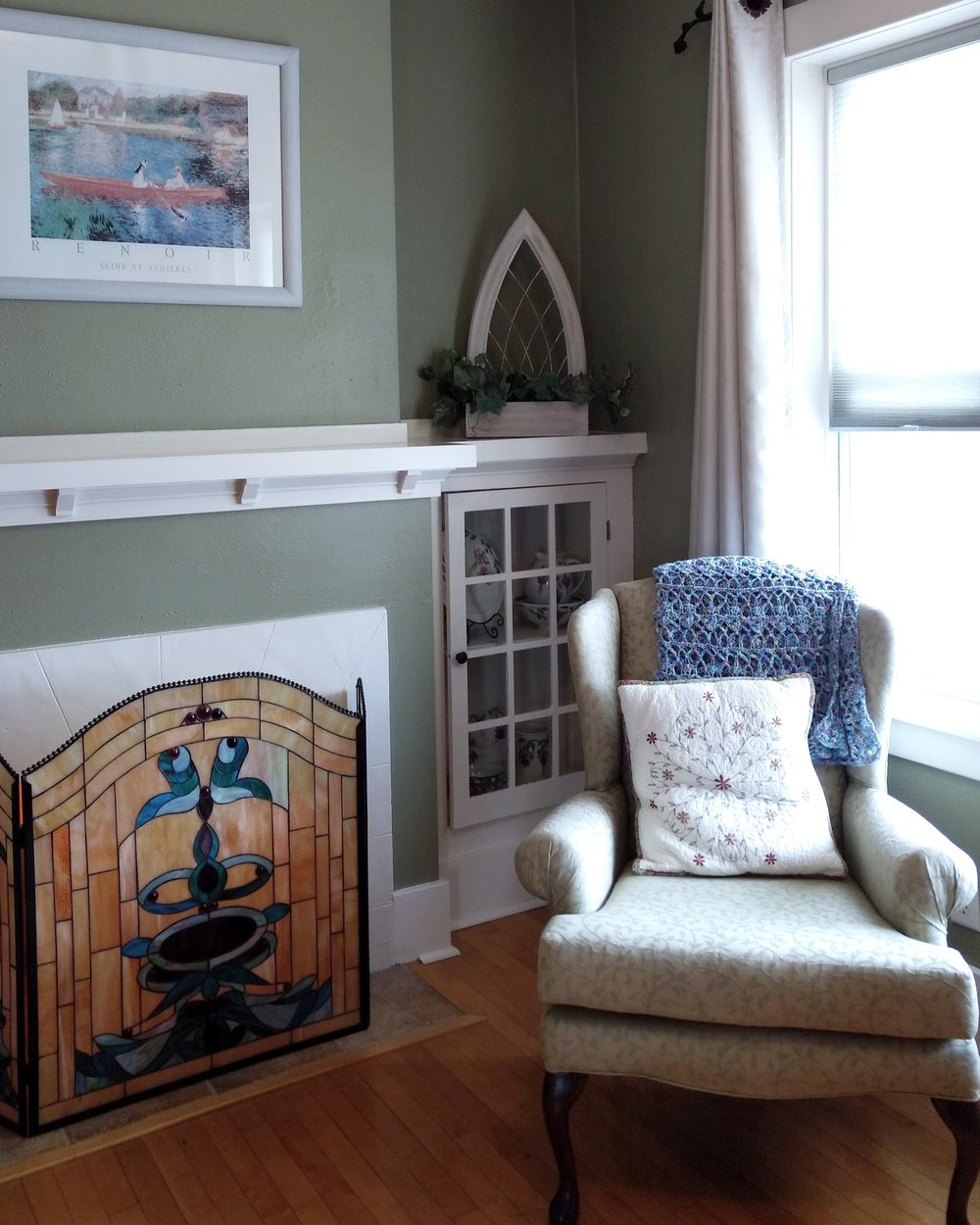 The Victoria Room Sitting Area