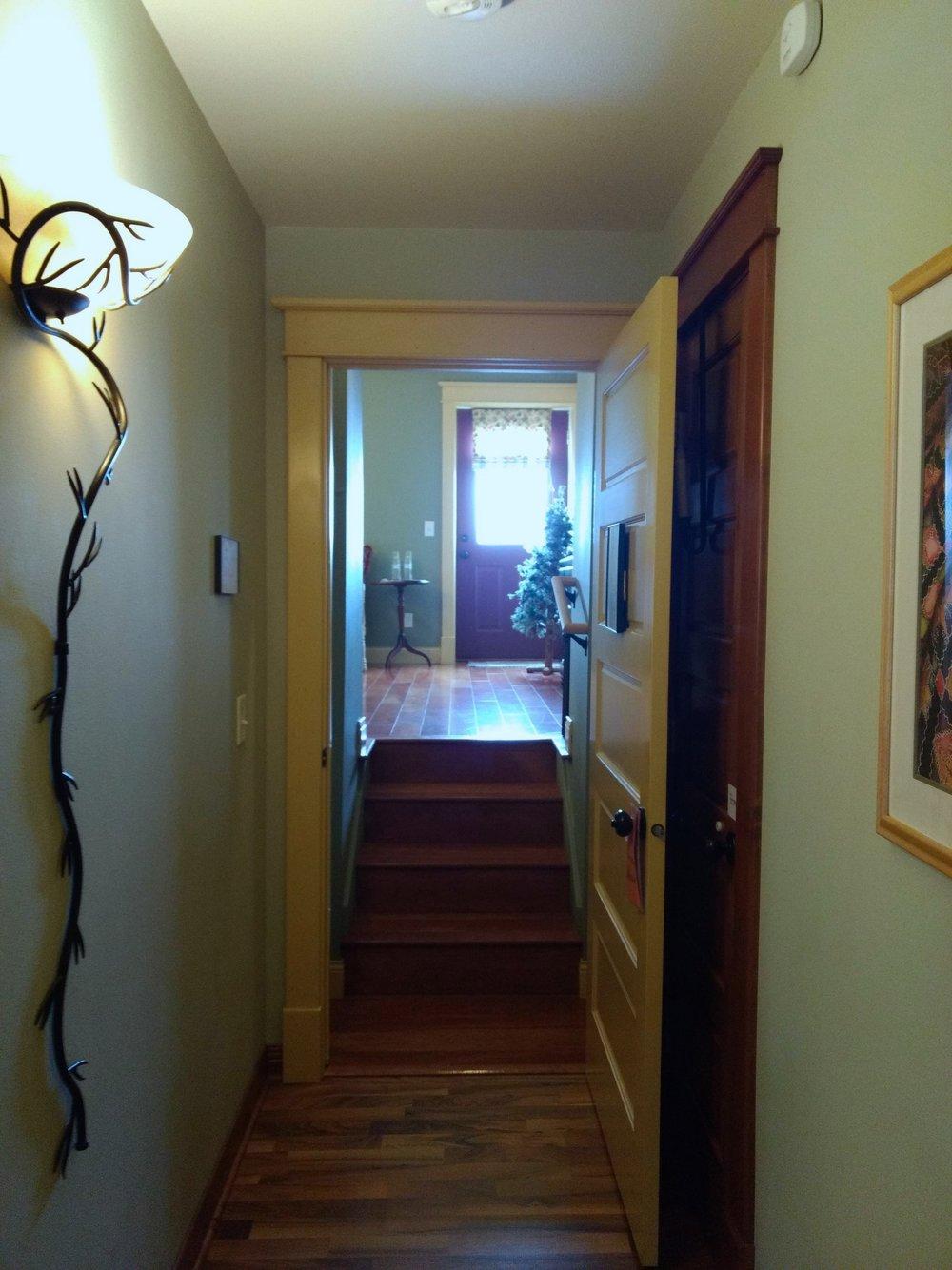 The Falls Room Entrance