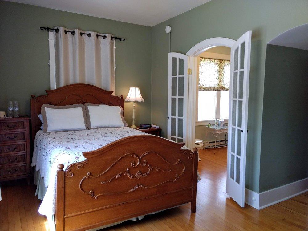 The Victoria Room Bedroom