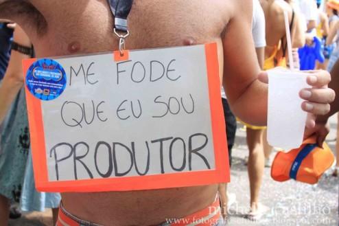 Rio de Janeiro bloco 2012 Me Beija Que Sou Cineasta Fotográfos Foliões