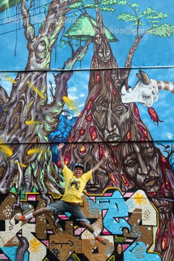 Essencia mural