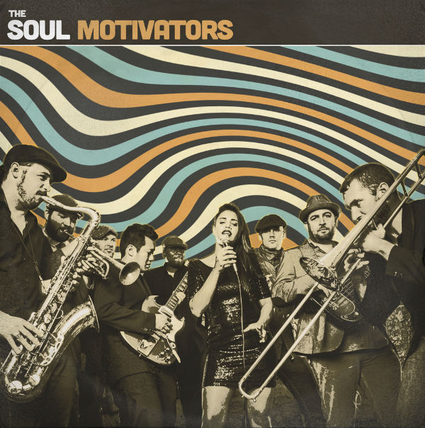 Cover art for the Soul Motivators' self-titled debut EP