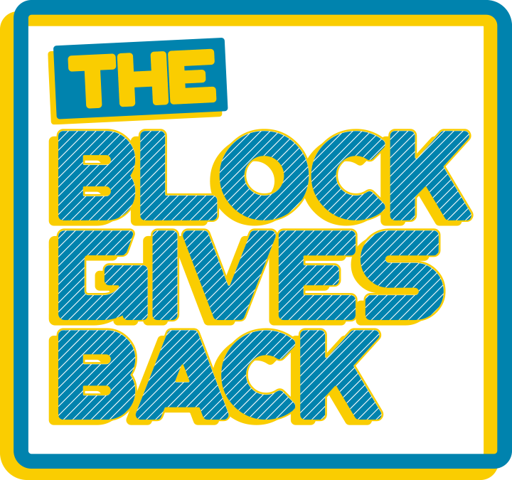 The Block Gives Back